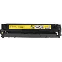 CE322 Tooner HP 1415/1525 tatmine Yellow