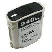 C4906AN (940XL) Black Analog tindikassett