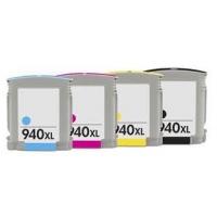 C4907AN (940XL) Cyan Analog tindikassett
