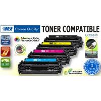 CE312A Toonerkassett HP CP1025 MSE